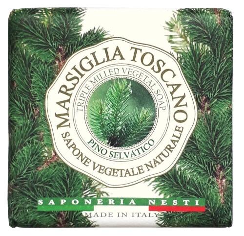 Купить Marsiglia toskano мыло дикая сосна 200,0 цена