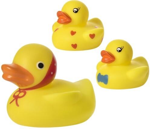 Купить Игрушка для ванны кря-кря 6+/набор 3шт цена