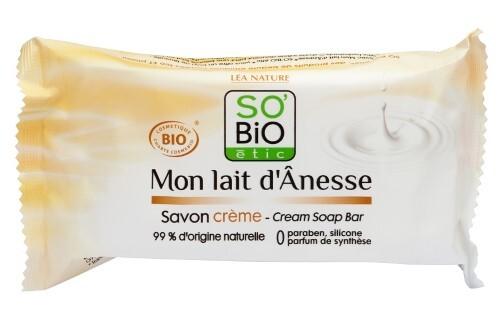 Купить Мыло твердое с ослиным молоком 100,0 цена
