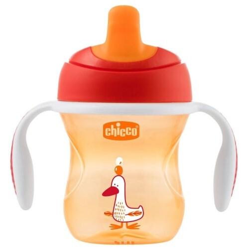 Купить Training cup поильник 6+ 200мл/красный цена