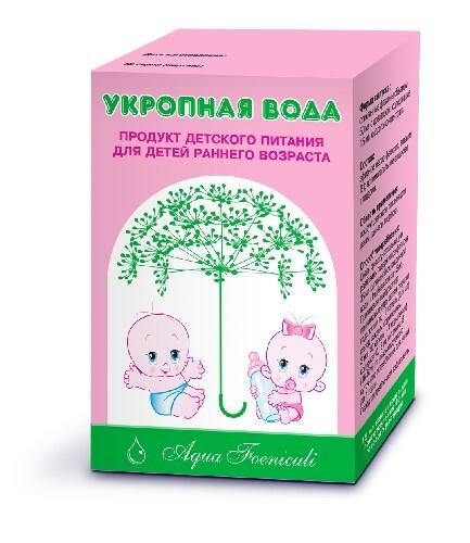 Купить Укропная вода 15мл цена