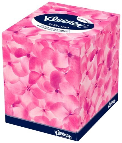 Купить Collection салфетки в коробке n100 цена