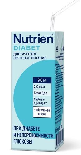 Купить Диабет с нейтральным вкусом 200мл цена