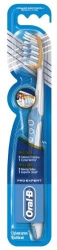 Купить Зубная щетка pro-expert clinic line pro-flex средней жесткости цена