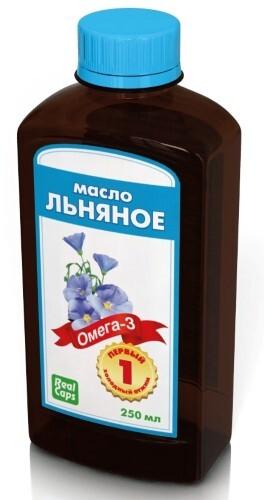 Купить Льняное масло первый холодный отжим 250мл цена