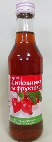 Купить Сироп шиповник на фруктозе цена