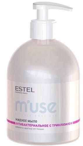 Купить Professional muse антибактериальное жидкое мыло с триклозаном 475мл цена