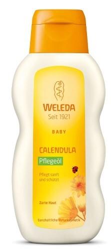 Купить Baby масло с календулой для младенцев с нежным ароматом 200мл цена