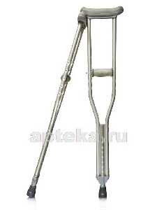 Костыли подмышечные amuc02 /рост 160-180см/