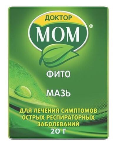 ДОКТОР МОМ ФИТО