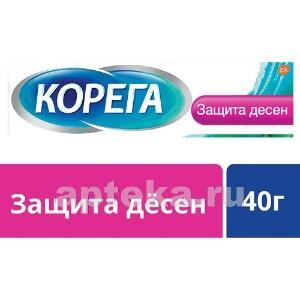 Крем для фиксации зубных протезов защита десен 40,0