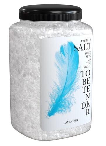 Купить Соль морская природная для ванн лаванда 700,0 цена