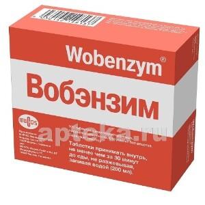 Купить Вобэнзим цена