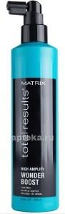 Купить Total results хай амплифай вандер буст рут лифтер спрей для прикорневого объема волос 250мл цена