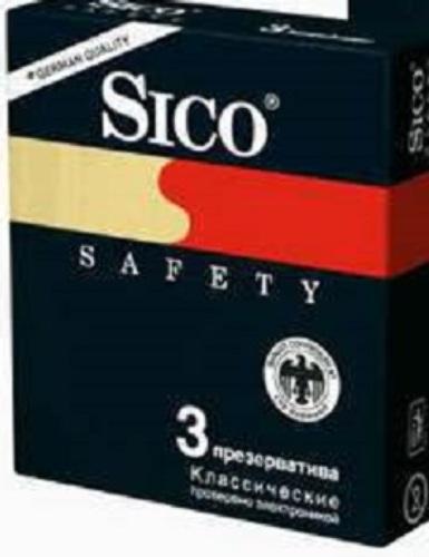Купить Презерватив safety классические n3 цена