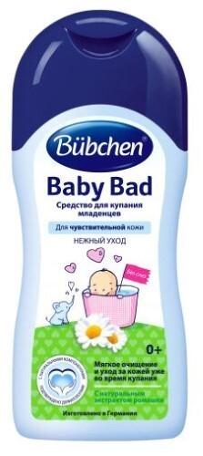 Купить Средство для купания младенцев 400мл цена