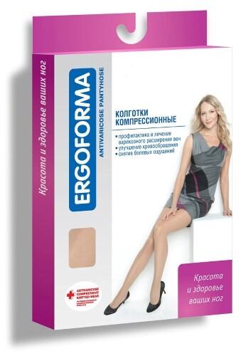 Купить Ergoforma колготки компрессионные цена