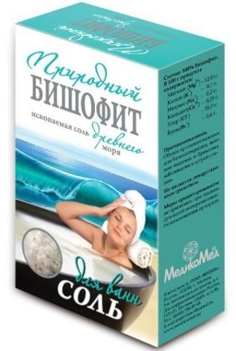 Купить Бишофит природный соль для ванн 180,0 цена