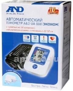 Тонометр ua-888ac e m автомат с адаптером манжета 22-32см