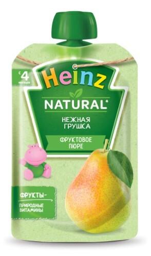 Купить Пюре фруктовое нежная грушка 100,0 цена