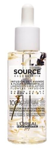 Купить Source essentielle loreal professionnel source essentiealle масло для сияния окрашенных осветленных или мелированных волос 70мл цена