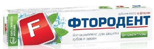 Купить Зубная паста фитокомплекс 62,0 цена