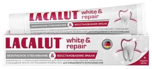 Купить White & repair зубная паста 50мл цена