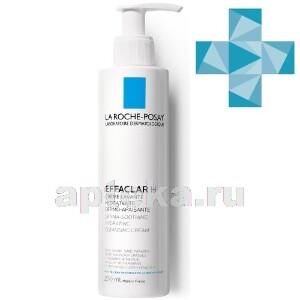 Купить Effaclar h очищающий крем-гель для проблемной кожи пересушенной в результате медикаментозного лечения 200мл цена