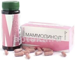Купить МАММОДИНОЛ N60 КАПС МАССОЙ 450МГ цена