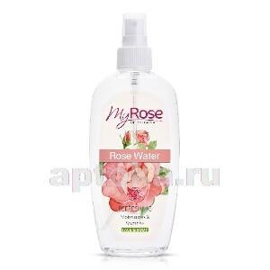 Купить My rose of bulgaria розовая вода 220мл цена