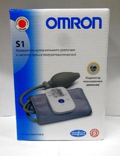 Тонометр omron s1 полуавтомат