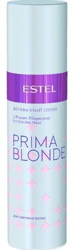 Купить Professional prima blonde спрей двухфазный для светлых волос 200мл цена
