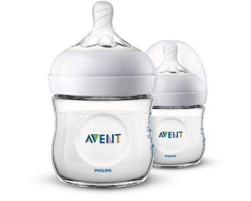 Купить Avent бутылочка для кормления natural 125мл цена
