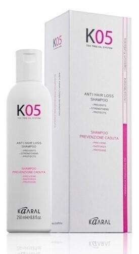 Купить K05 шампунь для профилактики выпадения волос 250мл цена