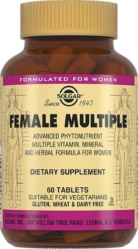 Купить Мультивитаминный и минеральный комплекс для женщин цена