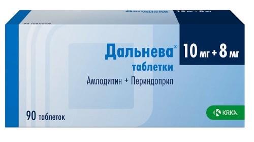Купить ДАЛЬНЕВА 0,01+0,008 N90 ТАБЛ цена