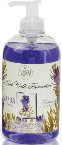 Купить Dei colli fiorentini жидкое мыло тосканская лаванда 500мл цена