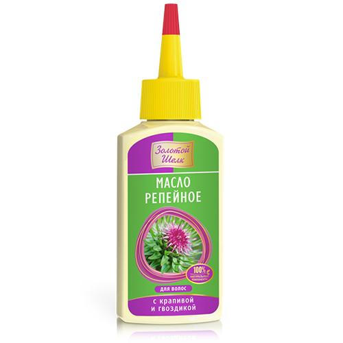 Купить Репейное масло для волос с крапивой и гвоздикой 90мл цена