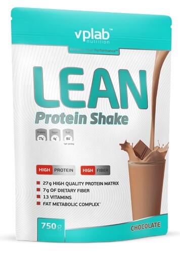 Купить Вплаб лин протеин шейк со вкусом шоколада цена