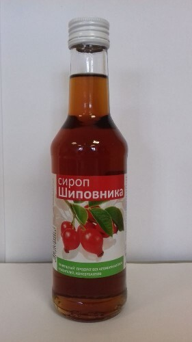 Купить СИРОП ШИПОВНИКА 250МЛ ФЛАК/БИОИНВЕНТИКА/ цена