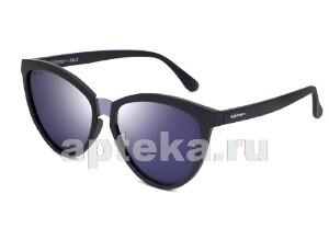 Купить Очки поляризационные женские коричневая сиреневая зеркальная линза/cf007021 цена