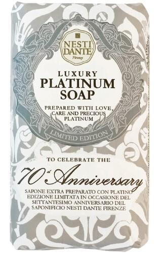 Купить Мыло туалетное юбилейное платиновое 250,0 цена