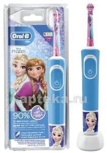 Купить Зубная щетка d100.413.2k frozen/тип 3710/электрическая цена