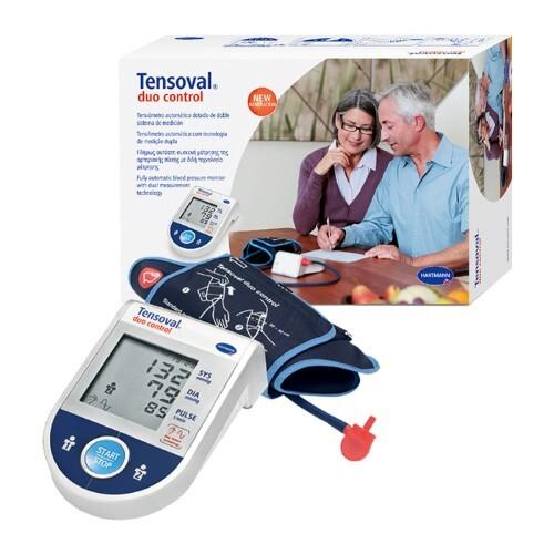 Купить Тонометр tensoval duo control автоматический /манжета m 22-32см цена