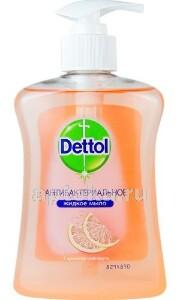 Купить Мыло жидкое антибактериальное для рук с ароматом грейпфрута 250мл цена