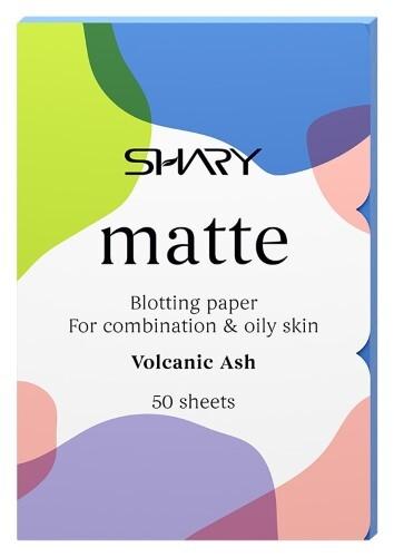 Купить Салфетки для лица матирующие для комбинированной жирной кожи вулканический пепел n50 цена