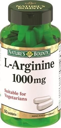 Купить L-аргинин 1000мг цена