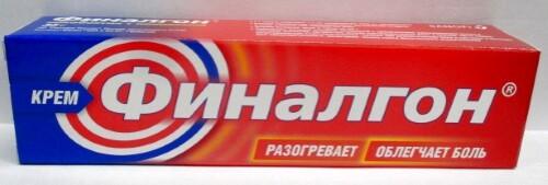 Купить ФИНАЛГОН 35,0 КРЕМ Д/НАРУЖ ПРИМ цена
