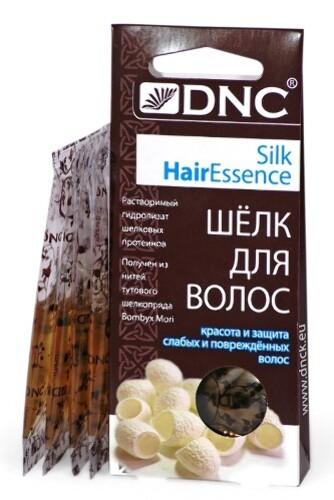 Купить Шелк для волос 10мл n4 пак цена