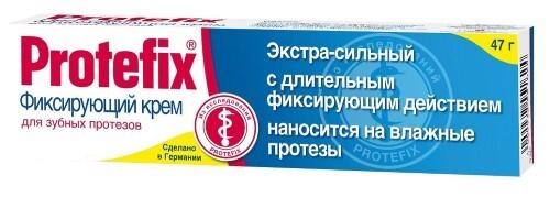Купить Фиксирующий крем экстра-сильный для зубных протезов 40,0 цена